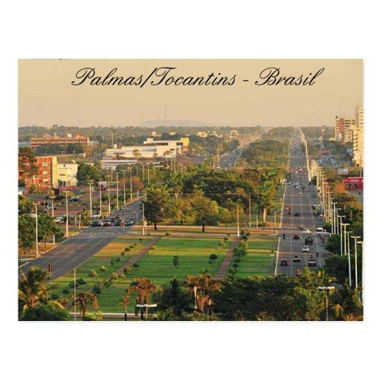 Cartão Postal Palmas/Tocantins