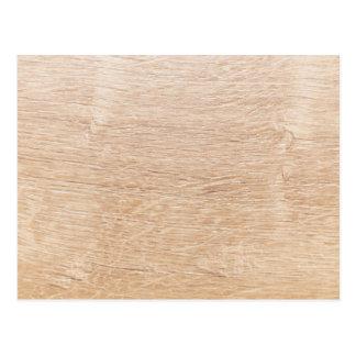 Cartão Postal Pano de fundo de madeira