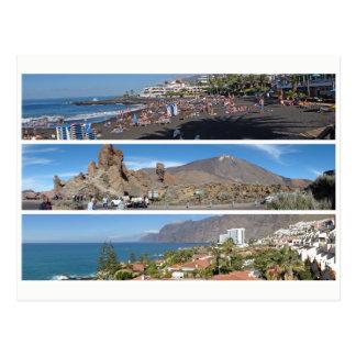Cartão Postal Panorama de Tenerife
