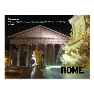 Cartão Postal Panteão