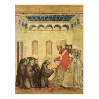 Cartão Postal Papa Inocente III