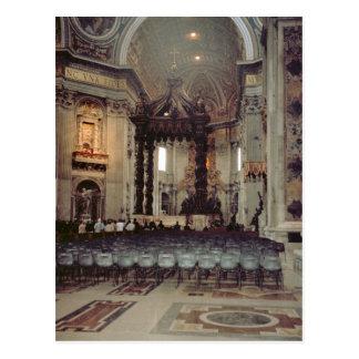 Cartão Postal Papa na galeria