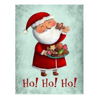 Cartões de Natal com Papail Noel na Zazzle