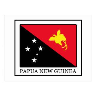 Cartão Postal Papuá-Nova Guiné