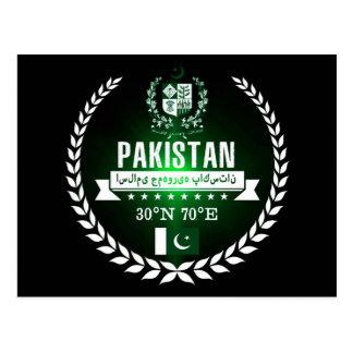 Cartão Postal Paquistão