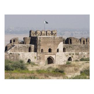 Cartão Postal Paquistão, Dina. Porta de Talaqi como visto do