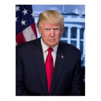 Cartão Postal Para fãs do presidente Donald Trump