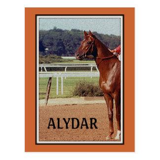 Cartão Postal Parada 1978 do cargo de Alydar Belmont Stakes