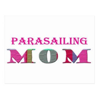 Cartão Postal ParasailingMom