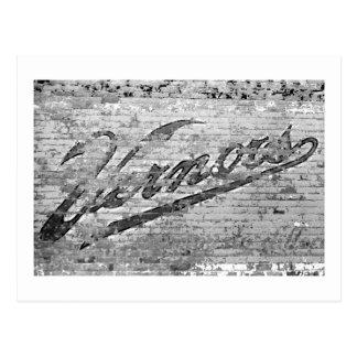 Cartão Postal Parede Ann Arbor de Vernors, Michigan