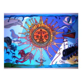 Cartão Postal Parede de Uruguai Conrad