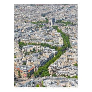 Cartão Postal Paris, France