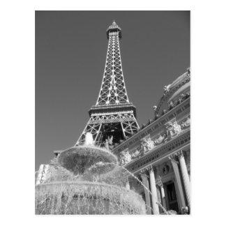 Cartão Postal Paris, Las Vegas