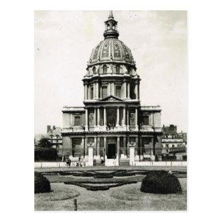 Cartão Postal Paris, Les Invalides