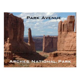 Cartão Postal Park Avenue