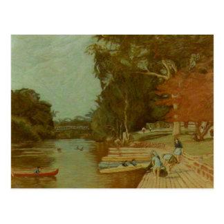 Cartão Postal Parque de Studley