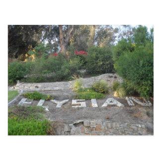 Cartão Postal Parque Elysian, Los Angeles