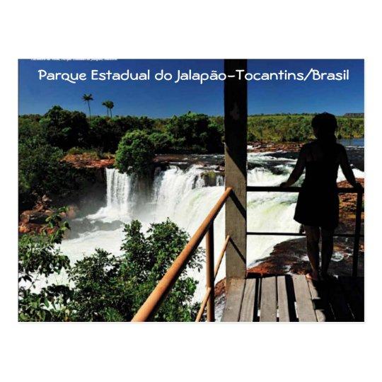 Cartão Postal Parque Estadual do Jalapão