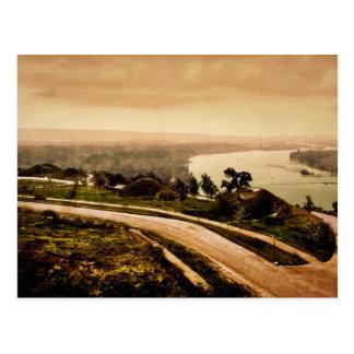Cartão Postal Parque indiano St Paul Minnesota dos montes