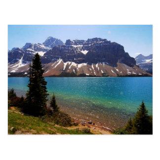 Cartão Postal Parque nacional de jaspe, Canadá