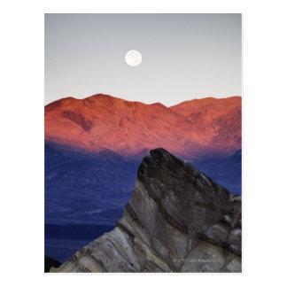 Cartão Postal Parque nacional de Vale da Morte