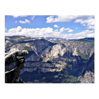 Cartão Postal Parque nacional de Yosemite (b)