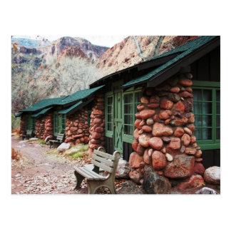 Cartão Postal Parque nacional do Grand Canyon - rancho fantasma