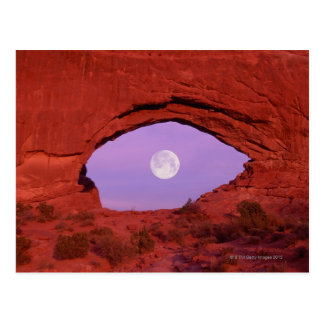Cartão Postal Parque nacional dos arcos