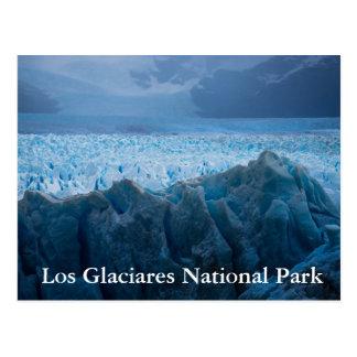 Cartão Postal Parque Nacional Los Glaciares