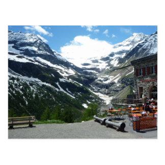 Cartão Postal Passagem de Bernina