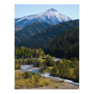 Cartão Postal Passagem de Kebler, Colorado