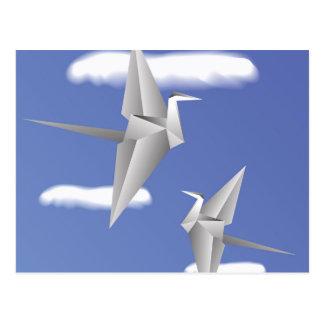 Cartão Postal pássaros 78Paper _rasterized