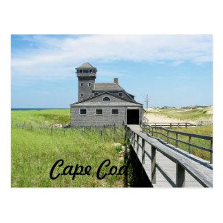 Cartão Postal Passeio à beira mar
