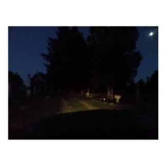 Cartão Postal Passeio da noite