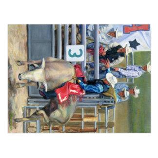 Cartão Postal Passeio de Bull