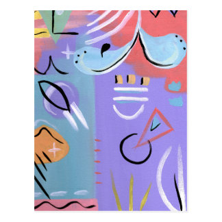 Cartão Postal Pastella