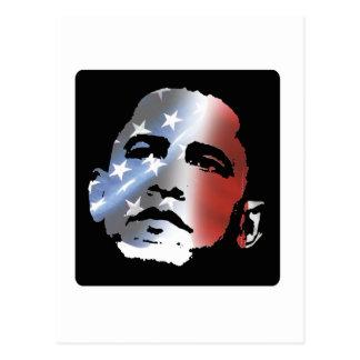 Cartão Postal Patriota de Obama