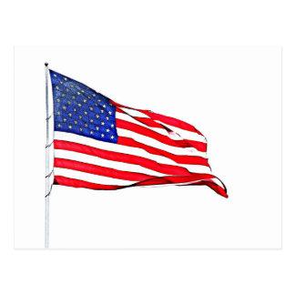 Cartão Postal Patriotismo