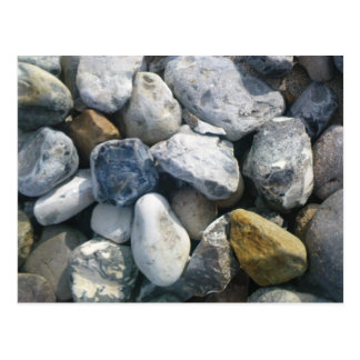 Cartão Postal Pedras