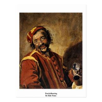 Cartão Postal Peeckelhaering por Hals Frans
