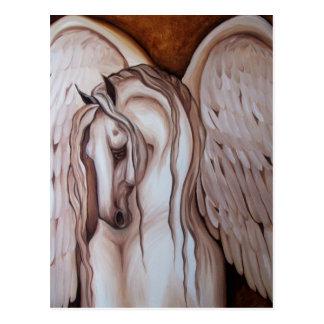 Cartão Postal Pegasus