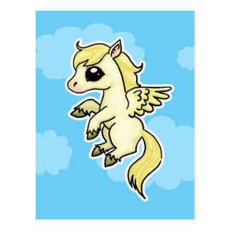 Cartão Postal Pegasus pequeno