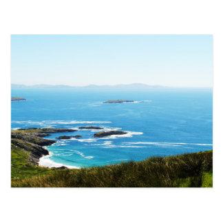 Cartão Postal Penhasco em Ireland