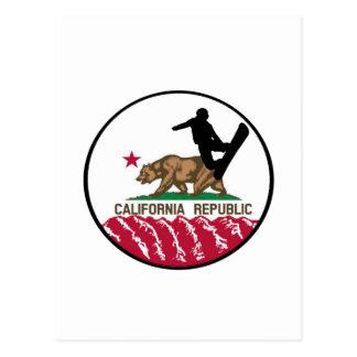 Cartão Postal Pensionistas de Califórnia