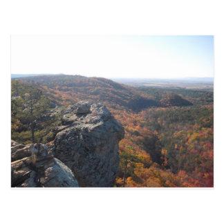 Cartão Postal Pequeno parque estadual Arkansas de Jean