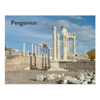 Cartão Postal Pergamon