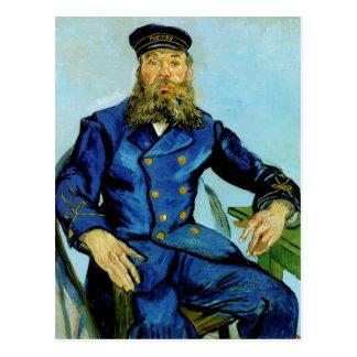 Cartão Postal Permanente de Vincent van Gogh autor da data 1888