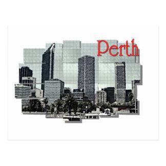 Cartão Postal Perth