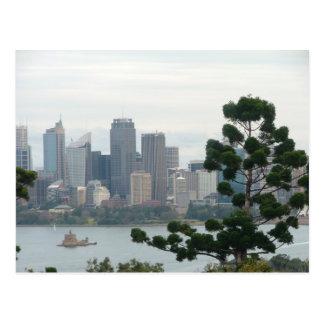 Cartão Postal Perth, Austrália