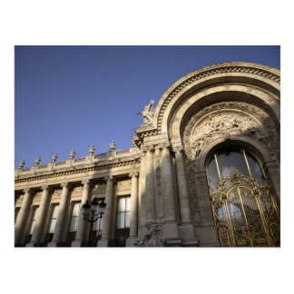 Cartão Postal Petit Palais. Paris. France